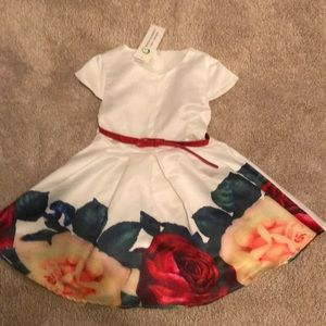 Brand new toddlers girls dress